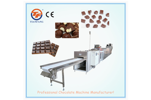 Automatic Chocolate Moulding Machine (One Depositor)